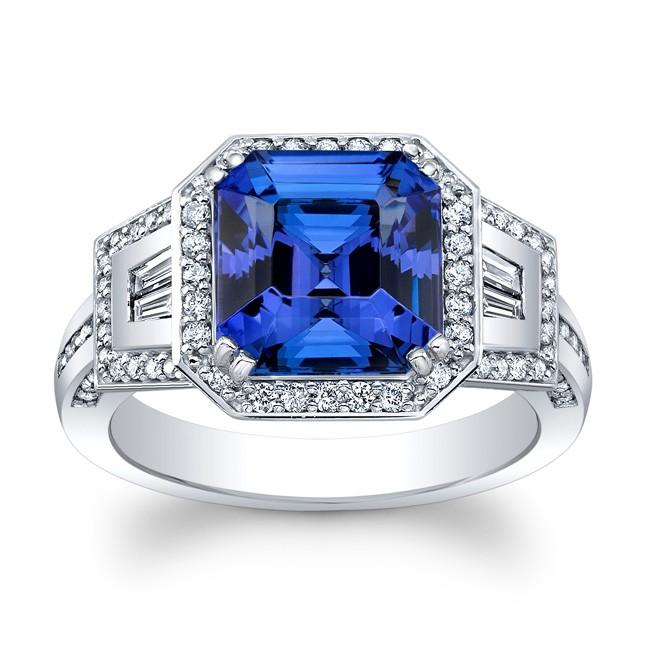 Tanzanite All Occasion Ring