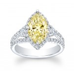 Lady's Diamond Ring