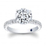 LADY'S DIAMOND ENGAGEMENT RING