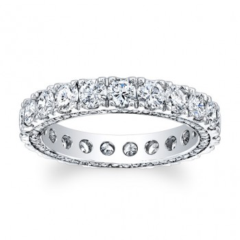 Lady's Diamond Eternity Band